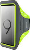 Mobiparts Comfort Fit Sportarmband Samsung Galaxy S9 Groen