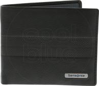 Samsonite Spectrolite SLG Billfold 8C Coin Black / Night Blue
