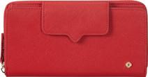 Samsonite Miss Journey SLG Wallet 18CC Scarlet Red