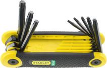 Stanley 8-delige stiftsleutelset 2-69-266
