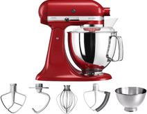 KitchenAid Artisan Mixer 5KSM175PS Empire Red