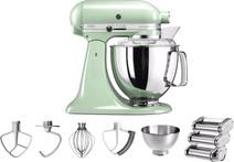 KitchenAid Artisan Mixer 5KSM175PS Pistachio + Pastarola set