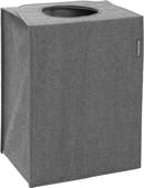 Brabantia Wastas 55 liter rectangular - Pepper Black