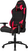 AKRacing Gaming Chair Core EX - Zwart / Rood