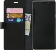 Azuri Wallet Magneet Samsung Galaxy Note 9 Book Case Zwart