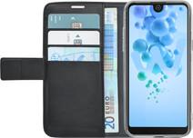 Azuri Wallet Magnet Wiko View Pro Book Case Black
