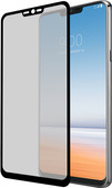 Azuri Curved Tempered Glass LG G7 Screen Protector Glass Black