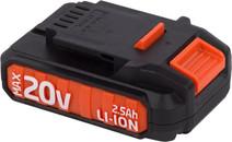 Powerplus Dual Power Battery 20V 2.5 Ah Li-Ion