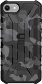 UAG Pathfinder Camo Apple iPhone 6S/7/8 Back Cover Zwart