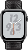 Apple Watch Series 4 44mm Nike+ Space Gray Aluminum/Nylon Sport Band