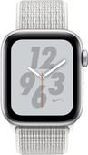 Apple Watch Series 4 40mm Nike+ Silver Aluminum/Nylon Sport Band