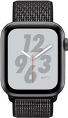Apple Watch Series 4 40mm Nike+ Space Gray Aluminum/Nylon Sport Band