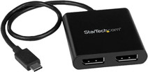 StarTech USB-C to Dual DisplayPort Converter