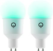 LIFX White & Color GU10 2 Units