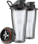 Vitamix 2x0.6L cup + blade base for A2500/A3500