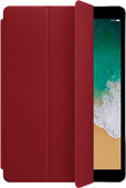 Apple Leather Smart Cover iPad Air (2019) and iPad 2019 RED
