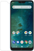 Azuri Gehard Glas Xiaomi Mi A2 Lite Screenprotector Glas