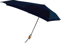 Senz ° Automatic Deluxe Storm umbrella Midnight Blue