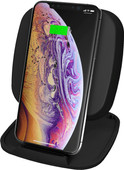 ZENS Ultra Fast Wireless Charger Stand 15W Black