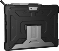 UAG Metropolis Microsoft Surface Go Book Case Black
