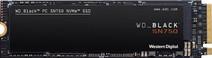 WD Black 500GB SN750