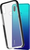 Azuri Flexible Bumper Huawei P Smart (2019) Back Cover Black