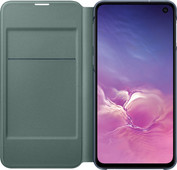 Samsung Galaxy S10e Led View Cover Book Case Black