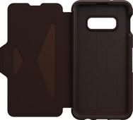OtterBox Strada Samsung Galaxy S10e Book Case Brown