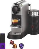 Krups Nespresso Citiz & Milk XN761B Silver
