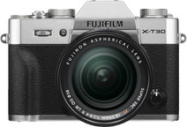 Fujifilm X-T30 Zilver + XF 18-55mm f/2.8-4.0 R LM OIS