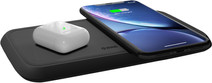 ZENS Dual Fast Wireless Charger 10W Black