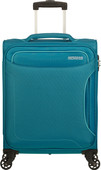 American Tourister Holiday Heat Spinner 55cm Petrol Green