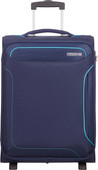 American Tourister Holiday Heat Upright 55cm Navy