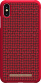 Nordic Elements Sif Couture Apple iPhone Xs Max Back Cover Red