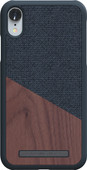 Nordic Elements Frejr Apple iPhone Xr Back Cover Donkergrijs