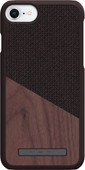Nordic Elements Frejr Apple iPhone 6/6s/7/8 Back Cover Bruin/Hout