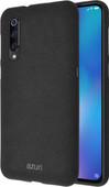 Azuri Flexible Sand Xiaomi Mi 9 Back Cover Zwart