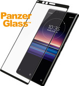PanzerGlass Sony Xperia 1 Screen Protector Glass Black