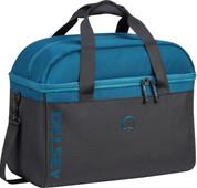 Delsey Egoa Cabin Travel Bag 45cm Blue