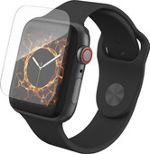 InvisibleShield HD Dry Apple Watch Series 4 44mm Screen Protector Plastic