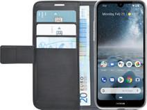Azuri Wallet Magnet Nokia 4.2 Book Cover Black