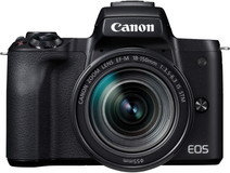 Canon EOS M50 Body Black + 18-150mm IS STM