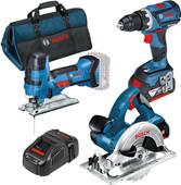 Bosch 0615990K1D Combi Set