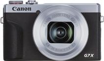 Canon PowerShot G7 X Mark III Zilver