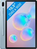 Samsung Galaxy Tab S6 128GB Wifi Blauw