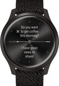 Garmin Vivomove Style - Dark Gray - 42mm