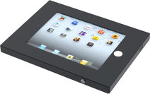 NewStar D150 Bureau Standaard Universele Tablethouder Zilver