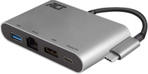 ACT USB-C 4K Dock