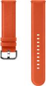 Samsung Galaxy Watch Active 2 Leather Strap Orange