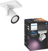 Philips Hue Argenta 1-Spot White & Colour wit
